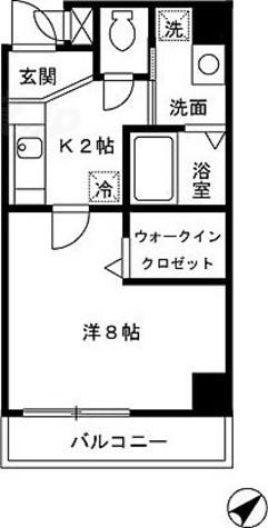 アーバンフォート横浜 / 101 部屋画像1