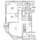 正金アパートメント入船 / 604 部屋画像1