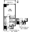 レオーネ両国キューブ / 1K(26.30㎡) 部屋画像1