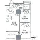 カスタリアタワー品川シーサイド / 50Aタイプ(50.04㎡) 部屋画像1