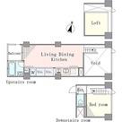 ベルメゾン南麻布grand / 1LDK(53.62㎡) 部屋画像1