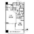 シティハウス東京新橋 / 1LDK(43.86㎡) 部屋画像1