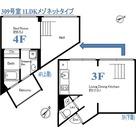 FLEG池尻(フレッグ池尻) / I1タイプ(45.41㎡) 部屋画像1