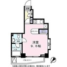 レジディア恵比寿Ⅲ(ベルファース恵比寿) / Iタイプ 部屋画像1