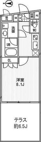 コンフォリア北沢 / 1K(27.55㎡) 部屋画像1
