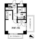 ニューシティアパートメンツ久が原 / 1K(29.47㎡) 部屋画像1