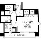 プライムアーバン番町 / 1K(26.65㎡) 部屋画像1
