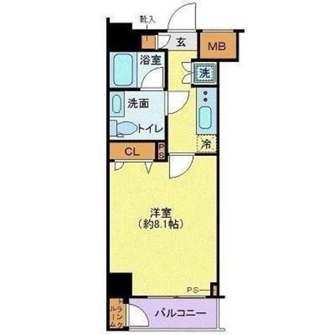 グランヴァン駒沢大学 / 306 部屋画像1