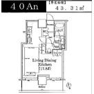 リエトコートアルクスタワー / 1610 部屋画像1