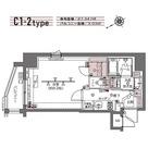ZOOM白金高輪 / Cタイプ(27.34㎡) 部屋画像1