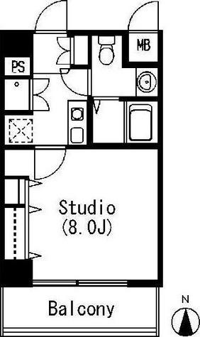 DENEN EAST(デンエンイースト) / 0階 部屋画像1