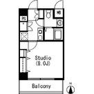 DENEN EAST(デンエンイースト) / 1K(27.06㎡) 部屋画像1