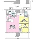 プラウドタワー武蔵小杉 / 2LDK(61.06㎡) 部屋画像1