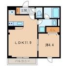 フォリア本郷 / 203 部屋画像1