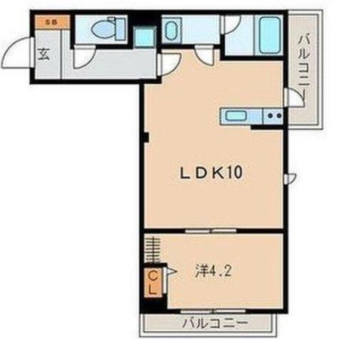 フォリア本郷 / 3階 部屋画像1