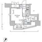 アーバネックス旗の台 / Dタイプ(20.94㎡) 部屋画像1