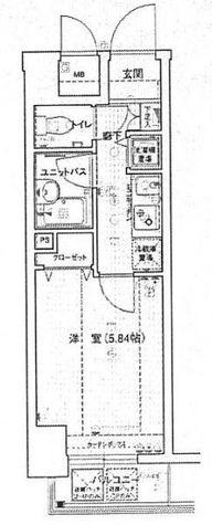 メインステージ青山 / 2階 部屋画像1
