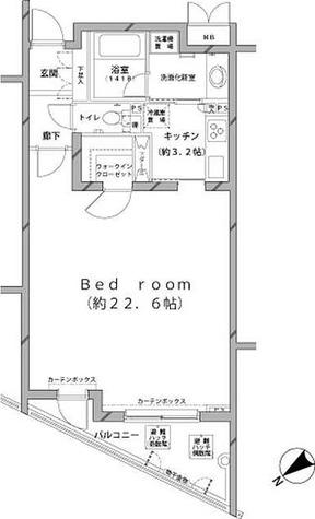 アレンツ代官山 / 1階 部屋画像1