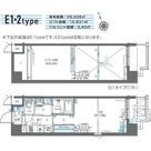 ZOOM芝浦 / Eタイプ 部屋画像1