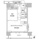 パークハビオ渋谷本町レジデンス / 40Fタイプ 部屋画像1