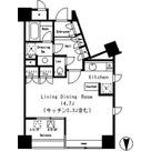 パークアクシス麻布仙台坂 / 1K(39.74㎡) 部屋画像1