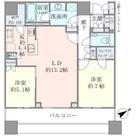 Brillia Towers目黒サウスレジデンス(ブリリアタワーズ目黒サウスレジデンス) / 2208 部屋画像1