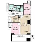 ザ・パークハウス新宿御苑 / 204 部屋画像1