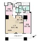 ザ・パークハウス西新宿タワー60 / 715 部屋画像1