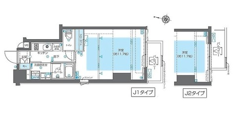 ZOOM神宮前(ズーム神宮前) / 4階 部屋画像1