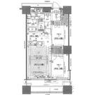 富久クロスコンフォートタワー / 616 部屋画像1
