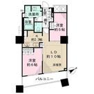 ザ・パークハウス西新宿タワー60 / 2117 部屋画像1