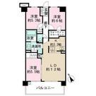 世田谷千歳台ガーデン&レジデンス / 217 部屋画像1