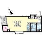 フェリス西大井 / 5階 部屋画像1