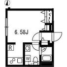 ブランシェ哲学堂公園 / ワンルーム(22.36㎡) 部屋画像1