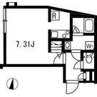ブランシェ哲学堂公園 / ワンルーム(25.18㎡) 部屋画像1