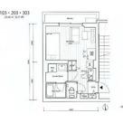SOCIETY KOMAZAWA / ワンルーム(22.40㎡) 部屋画像1