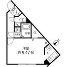Branche豊島園 / ワンルーム(30.64㎡) 部屋画像1