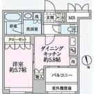 ウエストパークタワー池袋 / 1DK(33.33㎡) 部屋画像1