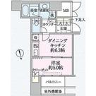 ウエストパークタワー池袋 / 1DK(35.65㎡) 部屋画像1