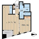 サウンド羽根木 / 1LDK(37.91㎡) 部屋画像1