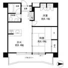 カーサクロヤナギ / 2DK(50.64㎡) 部屋画像1