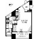 プライムアーバン四谷外苑東 / ワンルーム(35.73㎡) 部屋画像1