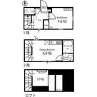 ハーミットクラブハウス都立大学 / Aタイプ(31.59㎡) 部屋画像1