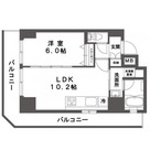 エシュレ湘南 / 702 部屋画像1