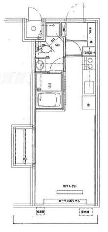 GSハイム山下町 / 8F 部屋画像1