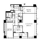 パークキューブ目黒タワー / 1302 部屋画像1