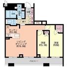 Brillia Towers目黒ノースレジ(ブリリアタワー目黒ノースレジ) / 3705 部屋画像1