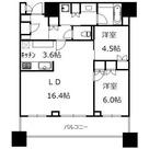 ブリリアタワーズ目黒サウスレジデンス / 2109 部屋画像1