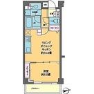 カスタリア高輪台Ⅱ(旧ニューシティレジデンス高輪台Ⅱ) / 1LDK(38.66㎡) 部屋画像1