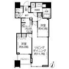 大崎ウエストシティタワーズWEST / 702 部屋画像1